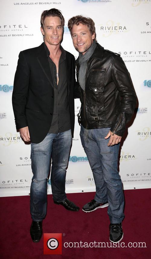 Jamie Spear and Mark Hewlett 2