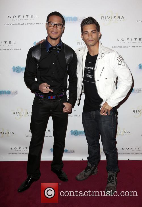 Najee De-tiege and Hector David 4