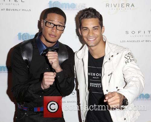 Najee De-tiege and Hector David