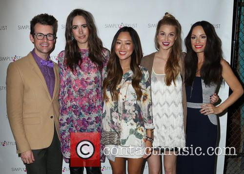 Brad Goreski, Louise Roe, Aimee Song, Whitney Port and Catt Sadler 2
