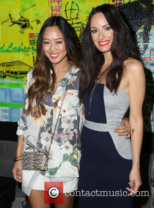 Catt Sadler and Aimee Song 2