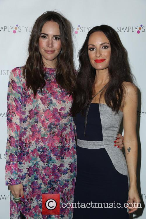 Louise Roe and Catt Sadler 3