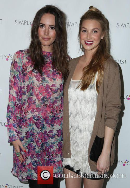 Louise Roe and Whitney Port 2