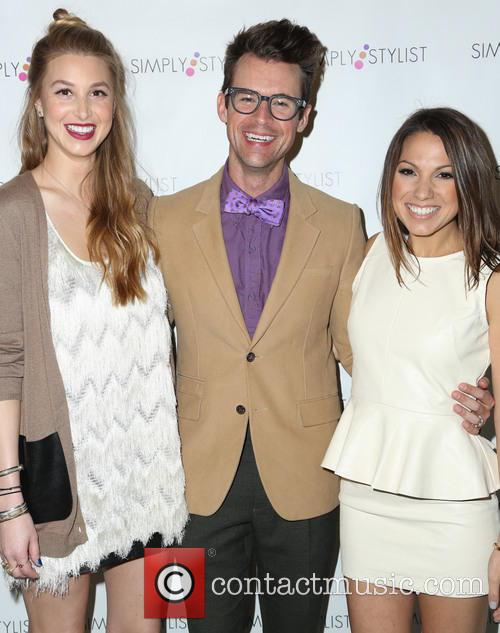 Whitney Port, Brad Goreski and Sarah Boyd 2