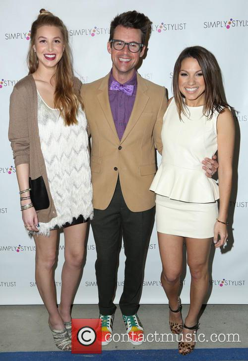 Whitney Port, Brad Goreski and Sarah Boyd 1