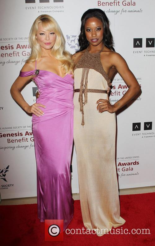 Charlotte Ross and Taylour Paige 8