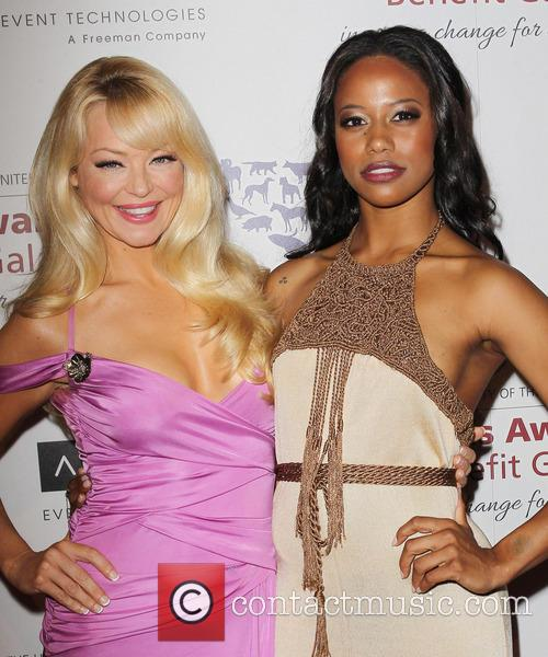 Charlotte Ross and Taylour Paige 10