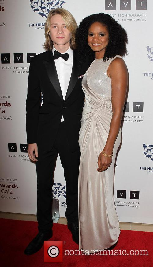 Lou Wegner and Kimberly Elise 2
