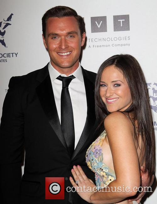 Owain Yeoman and Gigi 6