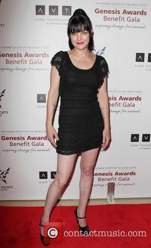 Pauley Perrette, The Beverly Hilton Hotel, Beverly Hilton Hotel