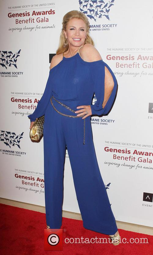Shannon Tweed, The Beverly Hilton Hotel, Beverly Hilton Hotel