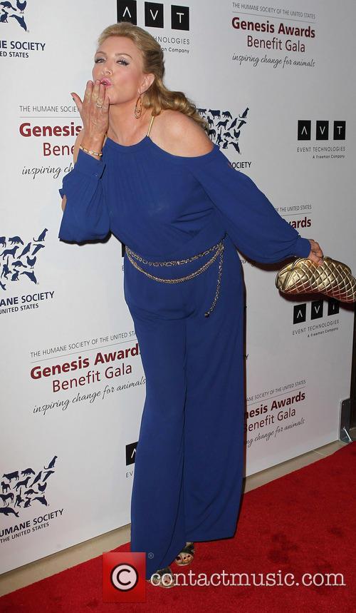 Shannon Tweed, The Beverly Hilton Hotel, Beverly Hilton Hotel