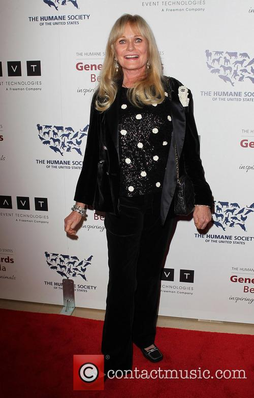 Valerie Perrine, The Beverly Hilton Hotel, Beverly Hilton Hotel