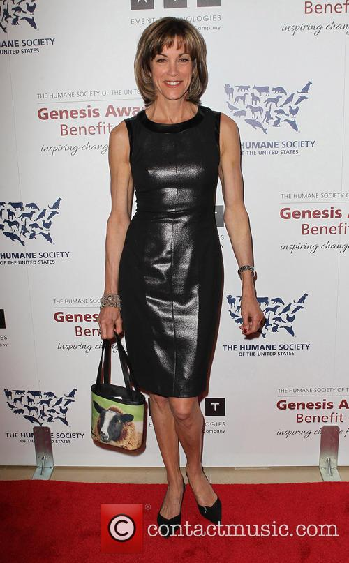 Wendie Malick, The Beverly Hilton Hotel, Beverly Hilton Hotel