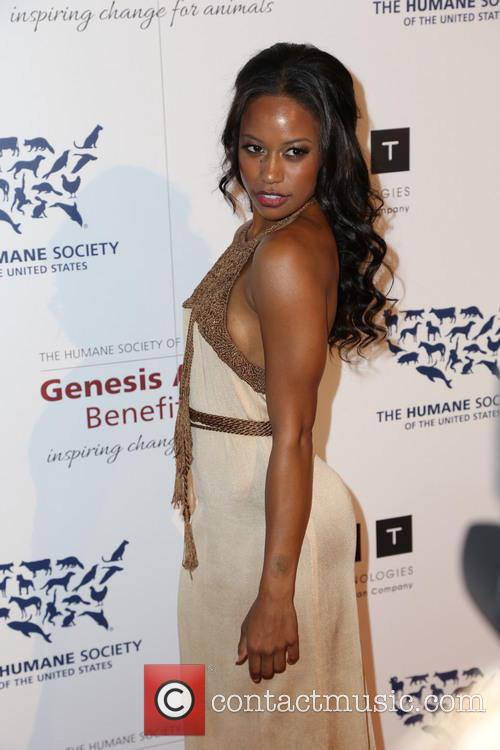 Genesis, Taylour Paige, Beverly Hilton Hotel
