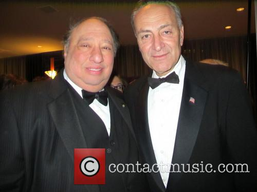 John Catsimatidis and Senator Chuck Shumer 2