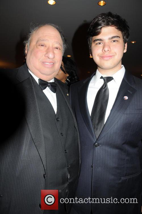 John Catsimatidisson and John Catsimatidis Jr. 1
