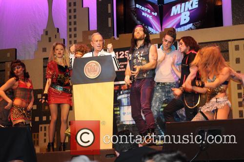Mayor Michael Bloomberg 7