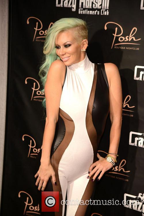 Jenna Jameson celebrates her birthday at Crazy Horse...