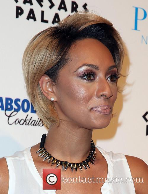 Keri Hilson Performs Live at Pure Nightclub
