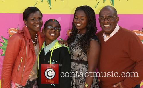 Al  Roker and Family 7
