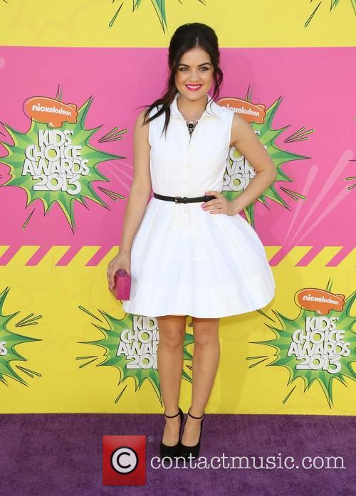 lucy hale nickelodeons 26th annual kids choice 3573202