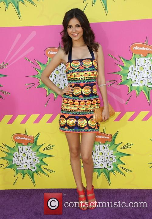 victoria justice nickelodeons 26th annual kids choice 3573246