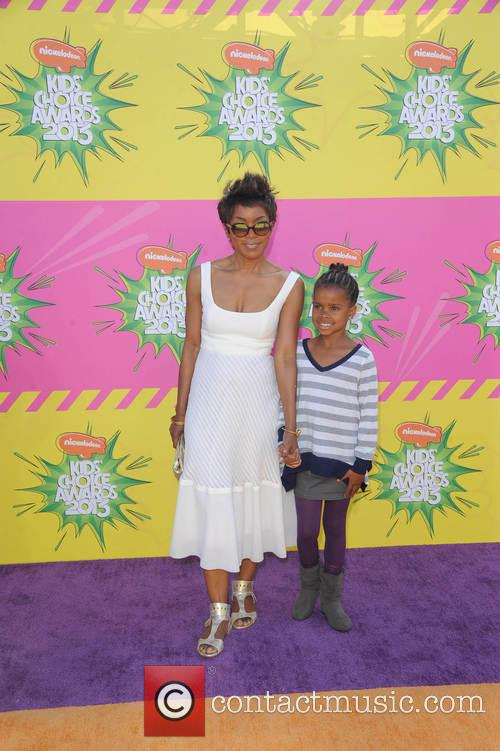 Angela Bassett and Daughter Bronwyn Vance 3