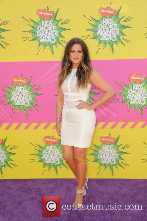 khloe kardashian nickelodeons 26th annual kids choice 3573476