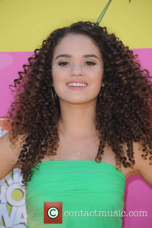 madison pettis nickelodeons 26th annual kids choice 3573475