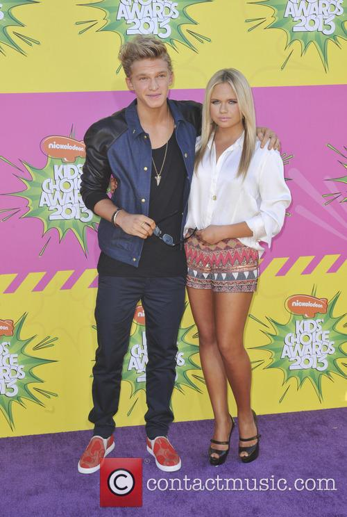 Cody Simpson and sister Ali Simpson 1