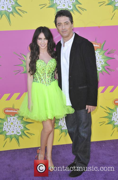 Ryan Newman and Scott Baio 8