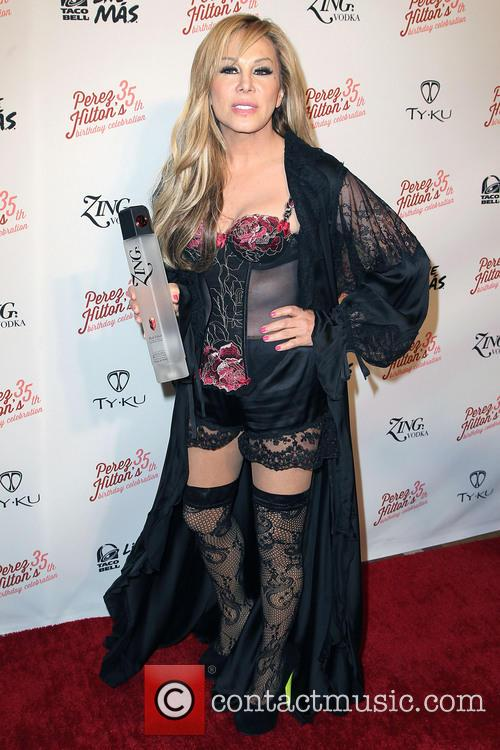 adrienne maloof perez hiltons 35th birthday party 3572699