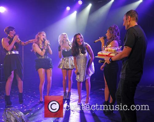 the saturdays the saturdays perform at g a y 3572362