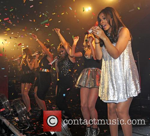 the saturdays the saturdays perform at g a y 3572366