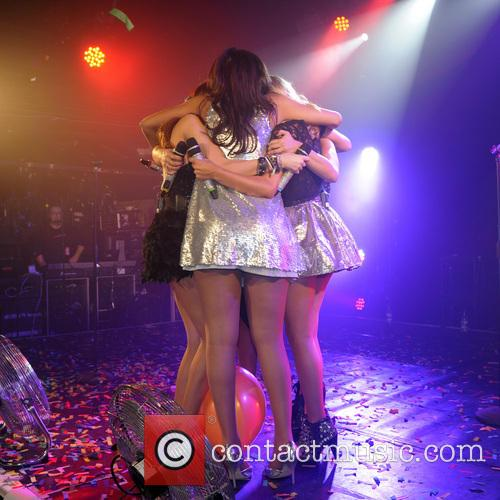 the saturdays the saturdays perform at g a y 3572367