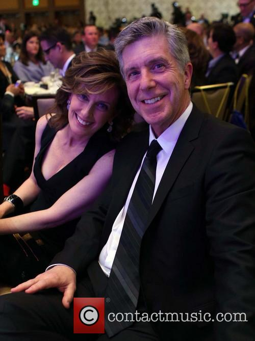 Anne Sweeney and Tom Bergeron 10