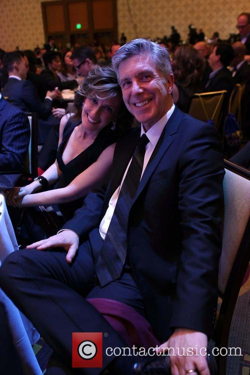 Anne Sweeney and Tom Bergeron 11