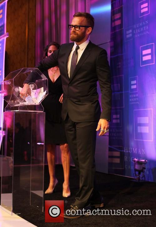 bob harper human rights campaign annual gala 3574651