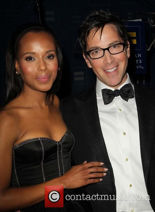 Kerry Washington and Dan Bucatinsky 5