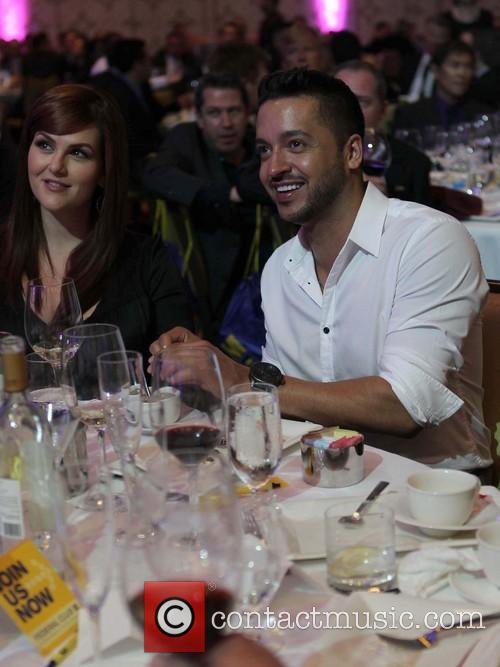 Sara Rue and Jai Rodriguez 2
