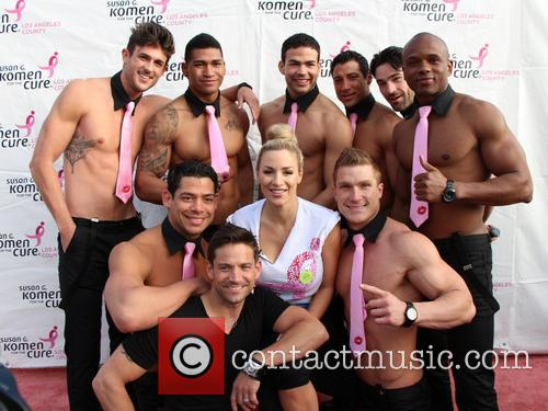 Jeff Timmons and Jordan Carver 10