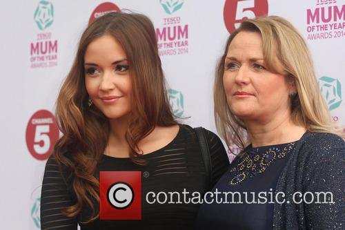 jacqueline jossa sarah jossa tesco mum of the 4122568
