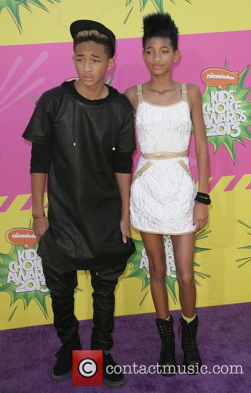Jaden Smith and Willow Smith 9