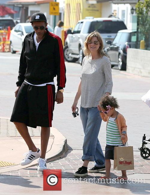 Ellen Pompeo, Chris Ivery and Stella Ivery 2