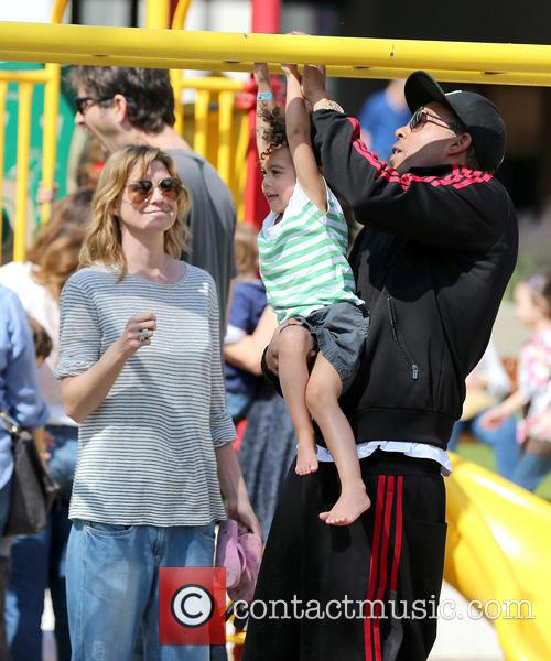 Ellen Pompeo, Chris Ivery and Stella Ivery 3
