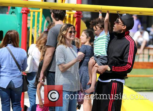Ellen Pompeo, Chris Ivery and Stella Ivery 4