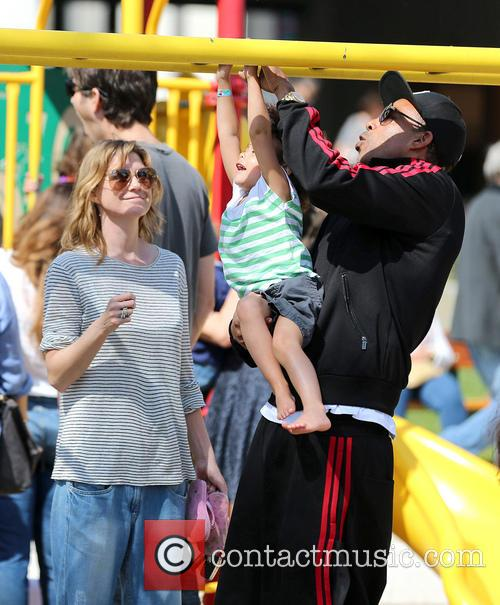 Ellen Pompeo, Chris Ivery and Stella Ivery 5