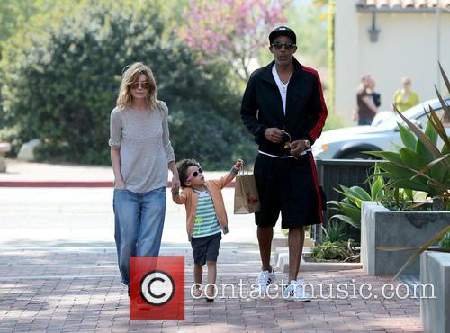 Ellen Pompeo, Chris Ivery and Stella Ivery 6
