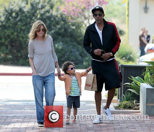 Ellen Pompeo, Chris Ivery and Stella Ivery 7